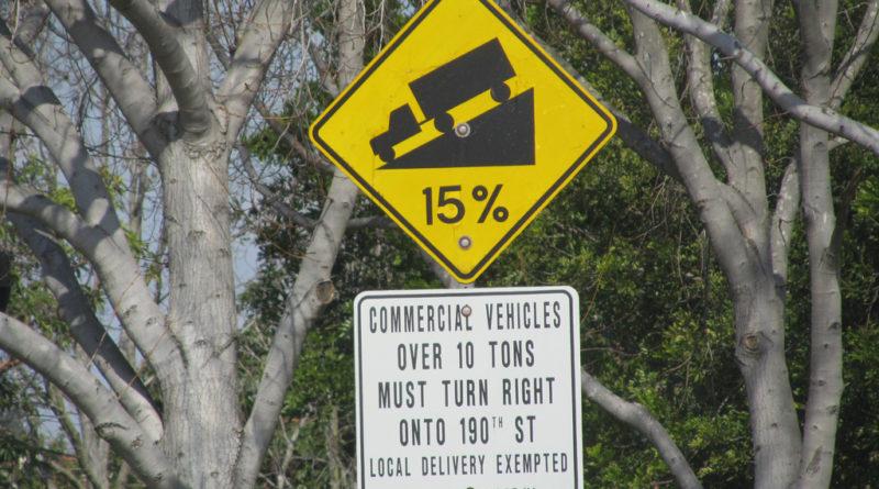 Grade of Roads-Highway Geometric Design