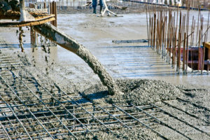 Quality of water used for Concrete mixes
