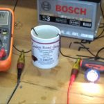 Determination of Electrical Conductivity of Water
