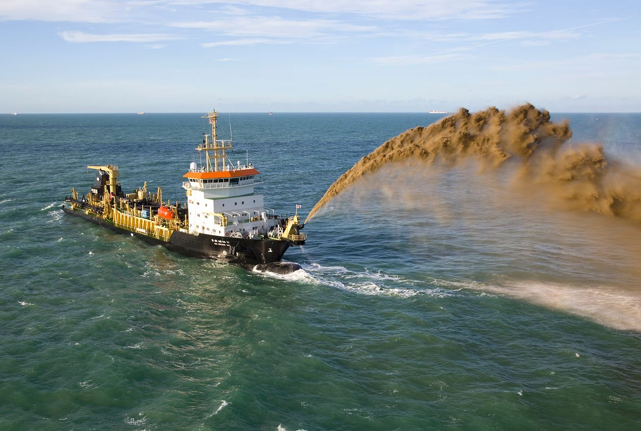 Dredging-Types,Maintenance,Use and Operation