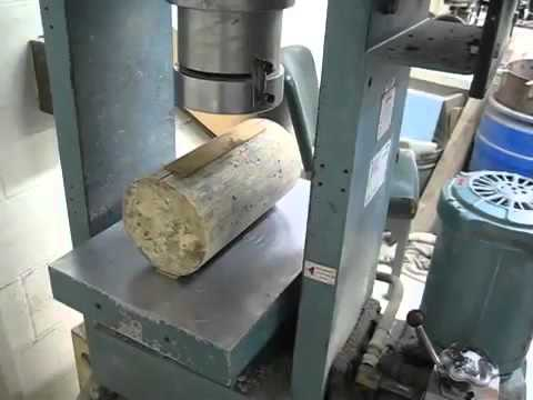 Splitting Tensile Strength of Concrete