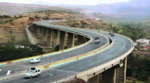 Development of road