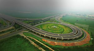 Expressways in India