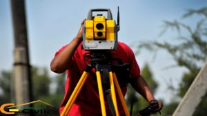 types of traverse surveying