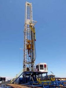 top hammer drilling