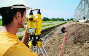 Uses of Total Station in Surveying