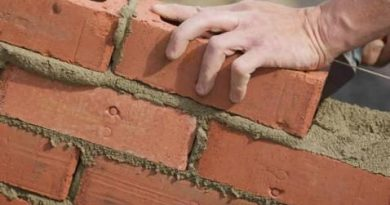Calculation of brick, sand and cement in brick masonry?
