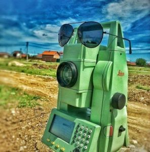 Differences between Theodolite and Total station?