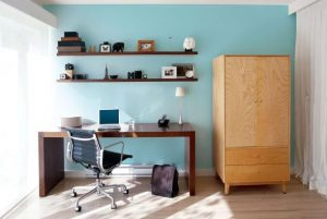 efficient home office
