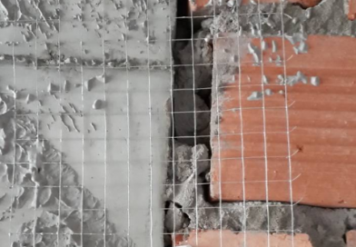 Does plastering with Steel Mesh improve its Durability?