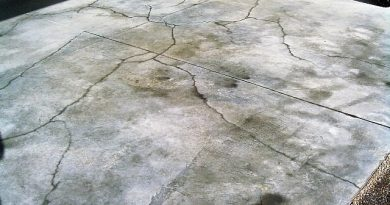 What are the RCC Concrete Slab Cracking Causes?