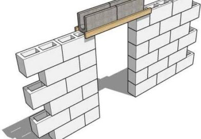 What is the difference between lintel beam and lintel?