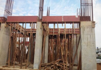 Why don't we use circular beams in construction or in structures?